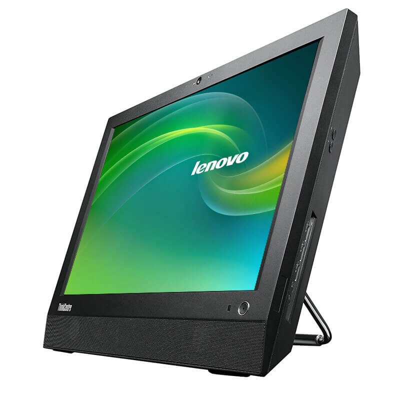 All-in-One second hand Lenovo ThinkCentre A70z, Intel E5700, 240GB SSD, 19 inci, Webcam
