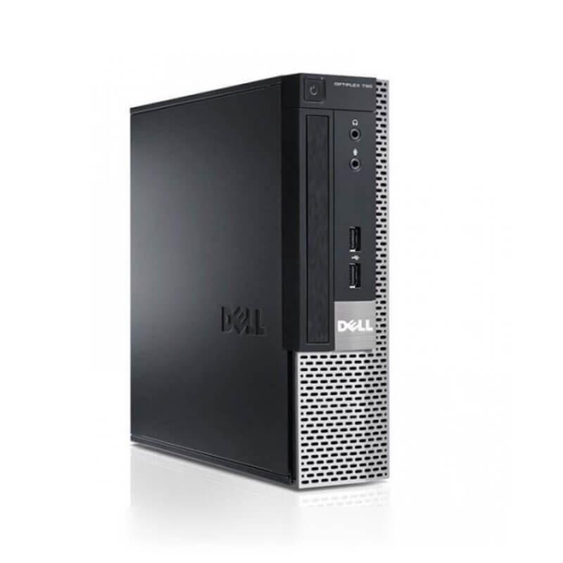 Calculatoare SH Dell Optiplex 790 USFF, i3-2120