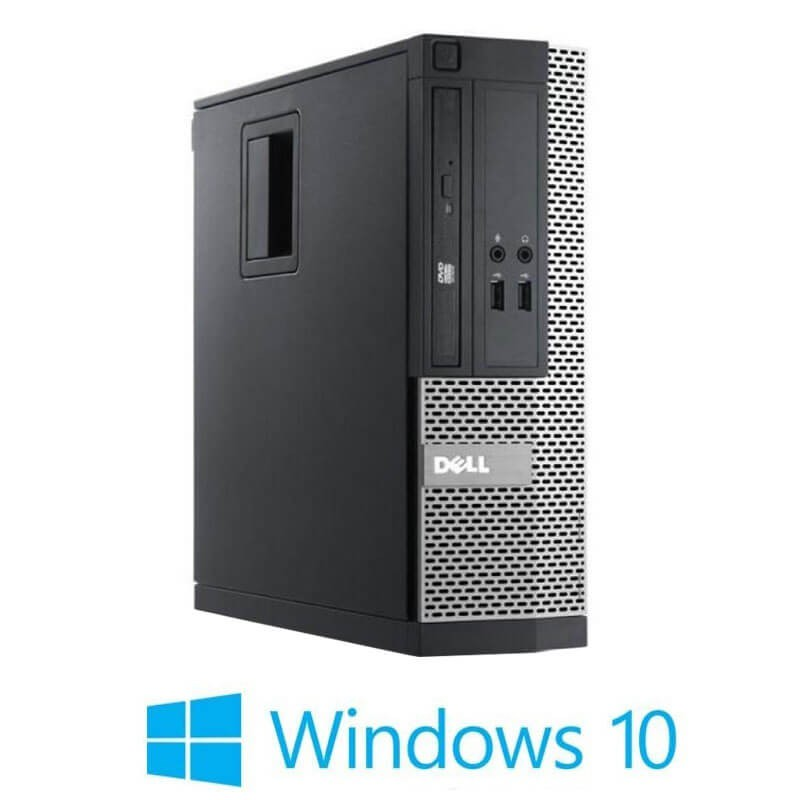 Calculator Dell OptiPlex 3010 SFF, Intel Core i3-2120, Windows 10 Home