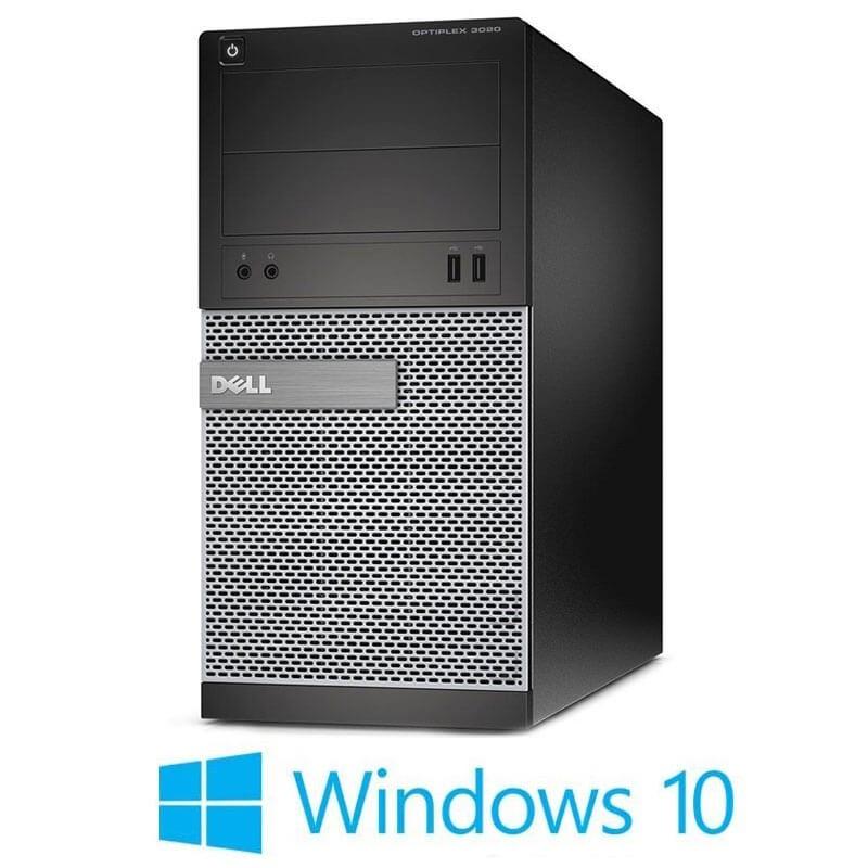 Calculator Dell OptiPlex 3020 MT, Intel Core i3-4130, Win 10 Home