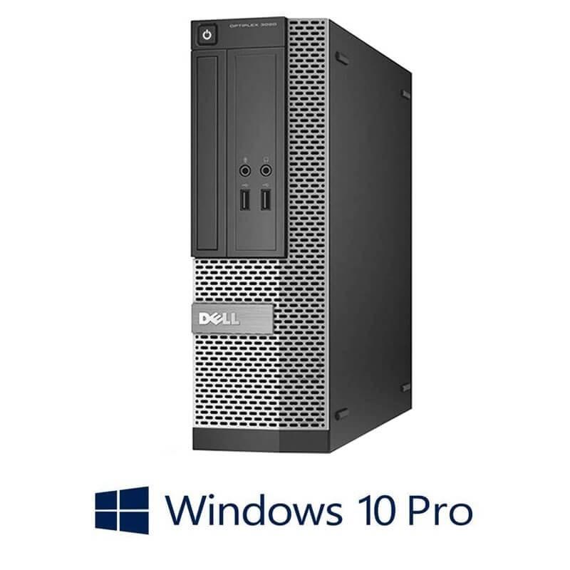 Calculator Dell OptiPlex 3020 SFF, Quad Core i5-4570, 120GB SSD NOU, Win 10 Pro