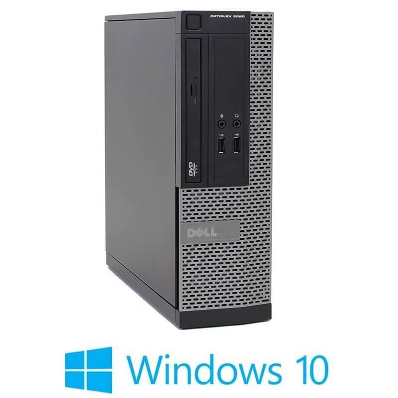 Calculator Dell OptiPlex 3020 SFF, Quad Core i7-4770, 8GB RAM, Windows 10 Home