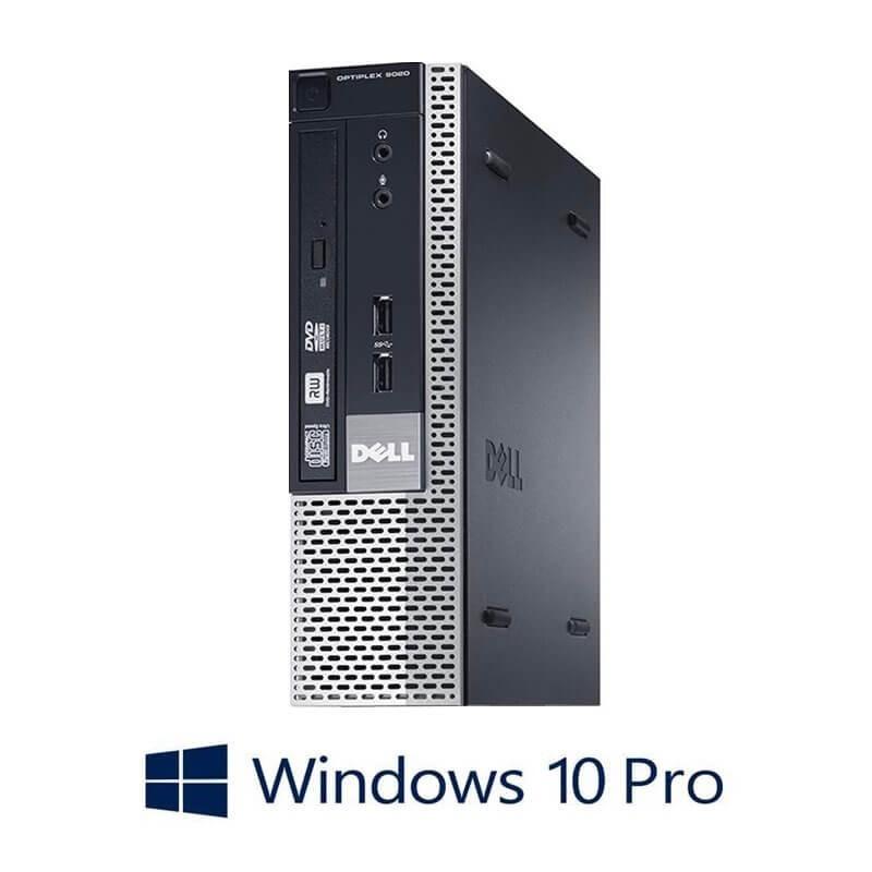 Calculator Dell OptiPlex 9020 USFF, i5-4590S, Win 10 Pro