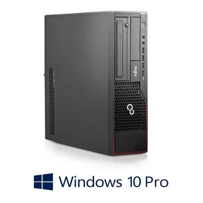 Calculator Fujitsu ESPRIMO E710, Intel Quad Core i7-3770, 8GB RAM, Win 10 Pro