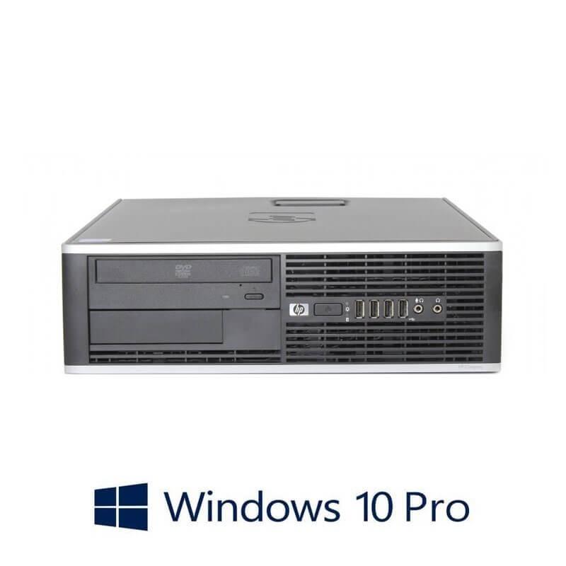Calculator HP Compaq 6000 Pro SFF, Core 2 Duo E8500, Windows 10 Pro
