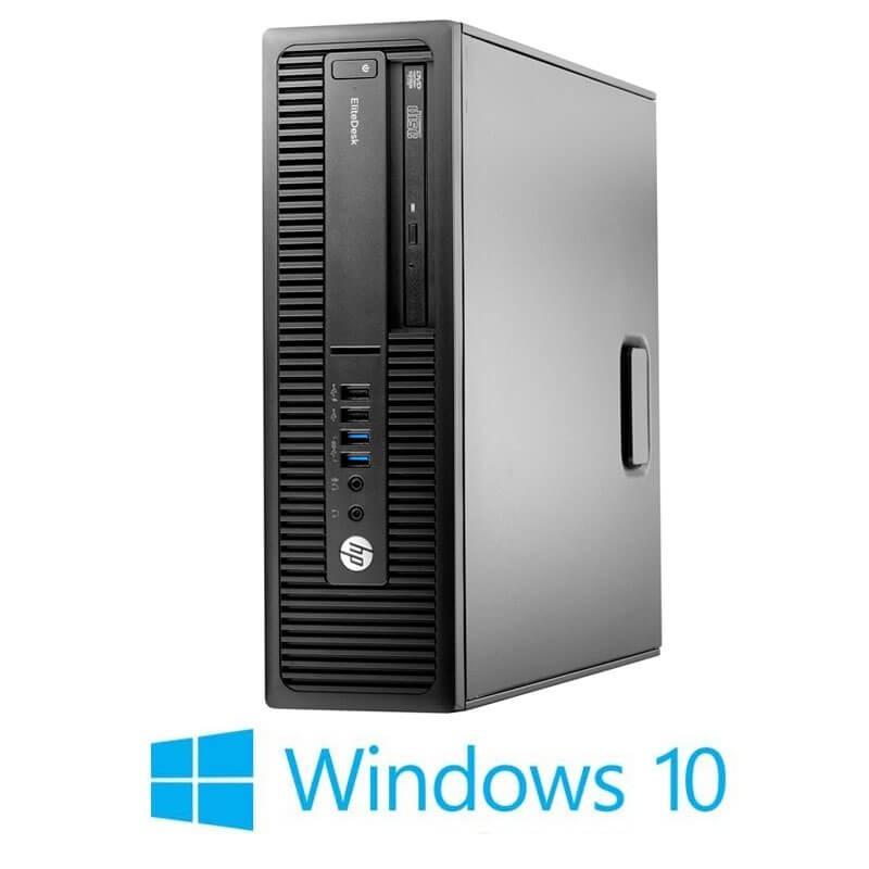 Calculator HP EliteDesk 705 G2 SFF, AMD PRO A4-8350B, Windows 10 Home