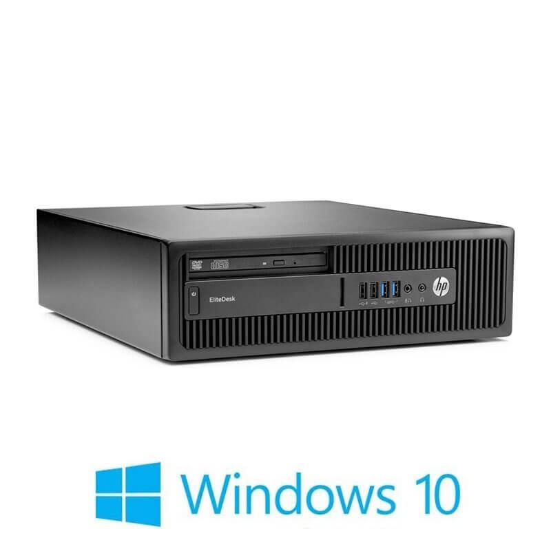 Calculator HP EliteDesk 705 G3 SFF, AMD PRO A6-9500, Windows 10 Home