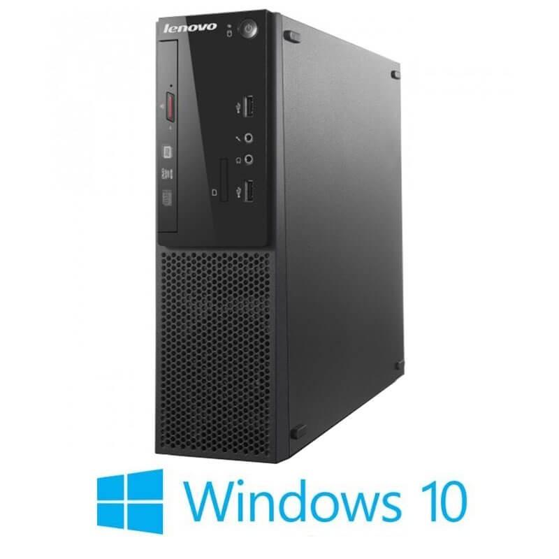 Calculator Lenovo S500 SFF, Quad Core i5-4460S, 750GB HDD, Windows 10 Home