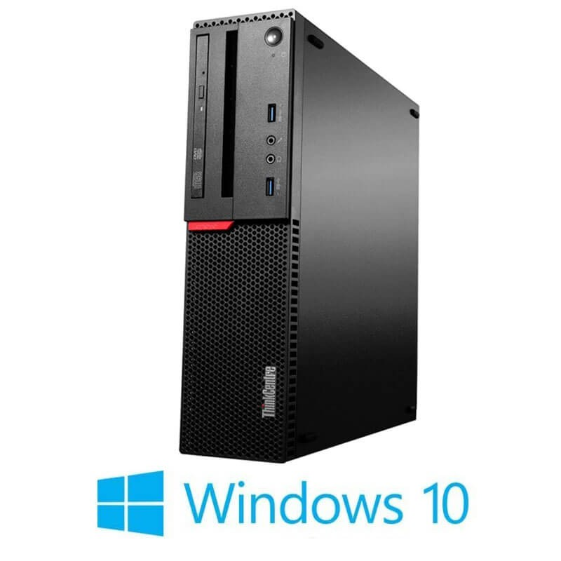 Calculator Lenovo ThinkCentre M700 SFF, Core i5-6400, Quadro K420, Win 10 Home