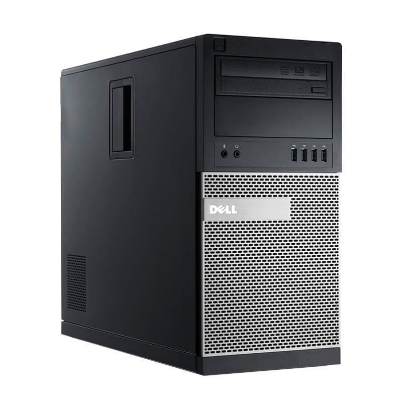 Calculator second hand Dell OptiPlex 790 MT, Intel Quad Core i7-2600, 240GB SSD NOU