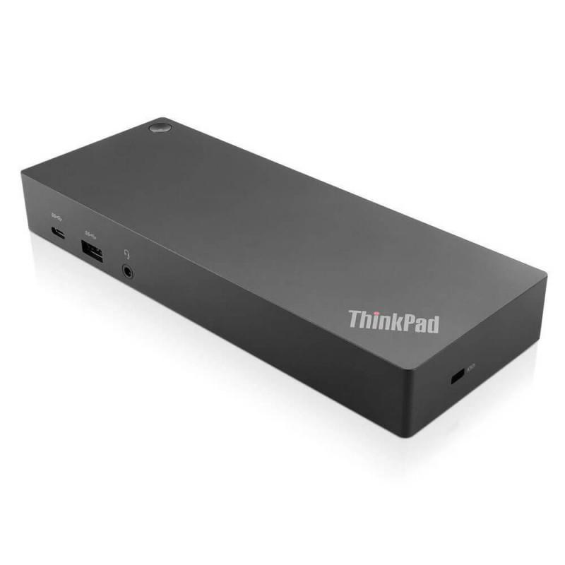Docking Station Lenovo ThinkPad Hybrid USB-C Dock, DUD9011D1