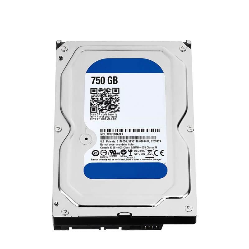 HDD 750GB SATA 3.5 inci, Diferite modele
