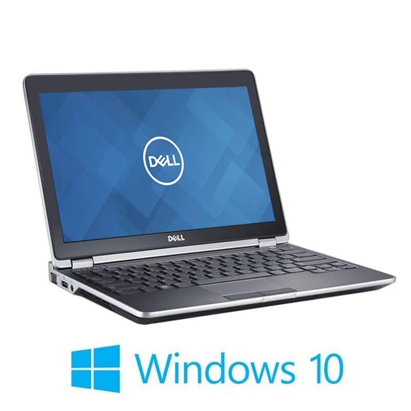 Laptop Dell Latitude E6230, Intel Core i5-3340M, Webcam, Windows 10 Home