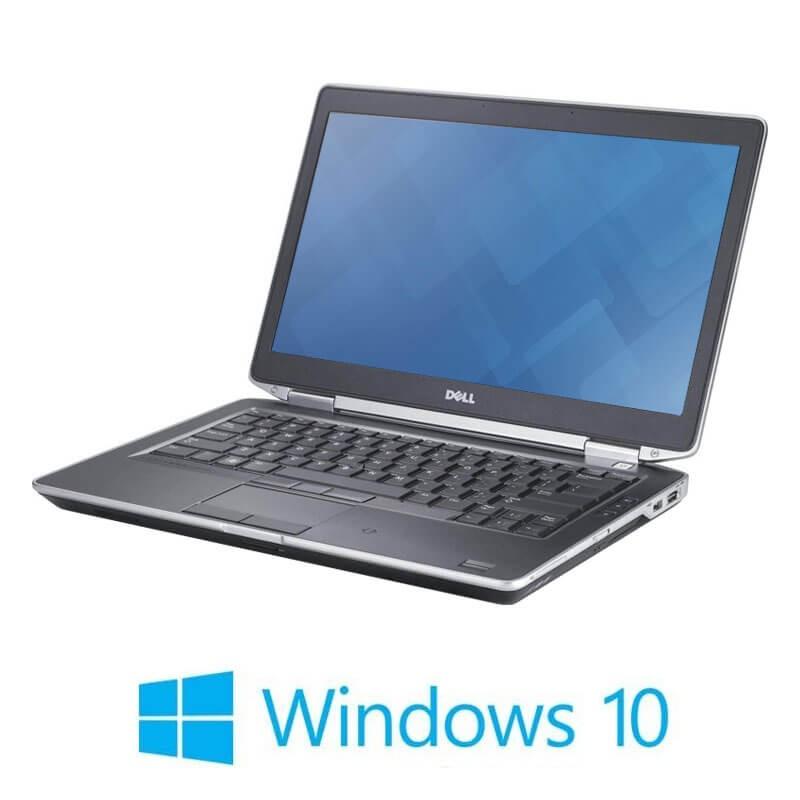 Laptop Dell Latitude E6420, Intel i3-2330M, 120GB SSD NOU, Windows 10 Home