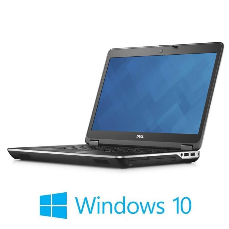 Laptop Dell Latitude E6440, i7-4600M, 256GB SSD, Webcam, Win 10 Home