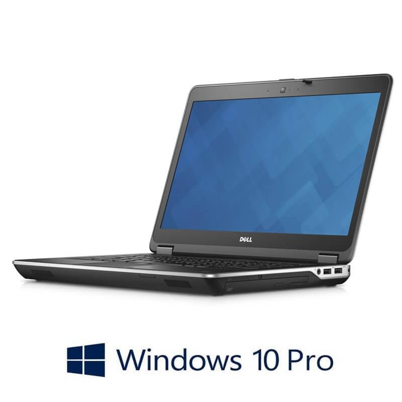 Laptop Dell Latitude E6440, i7-4600M, 256GB SSD, Webcam, Win 10 Pro