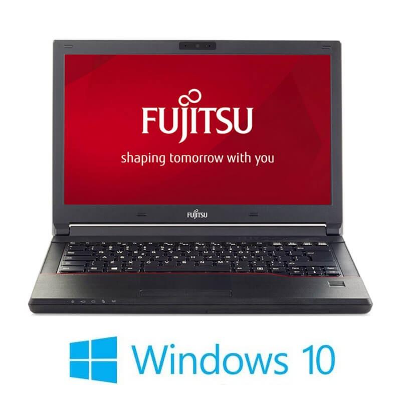 Laptop Fujitsu LIFEBOOK E546, i3-6006U, SSD, Webcam, Win 10 Home