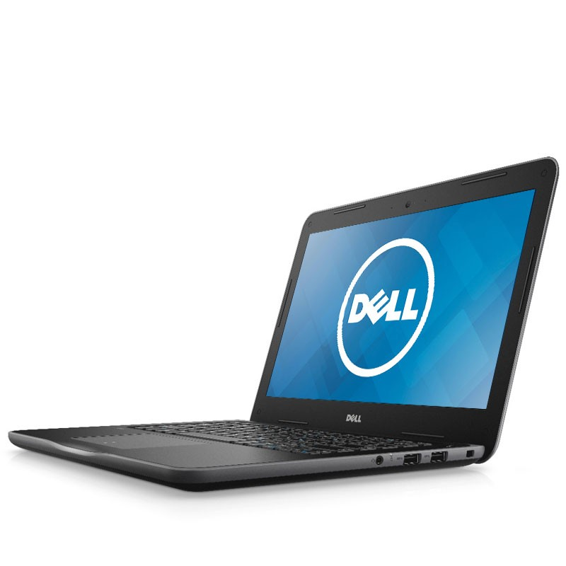 Laptop second hand Dell Latitude 3380, Intel Core i3-6006U, 128GB SSD, 13.3 inci, Webcam
