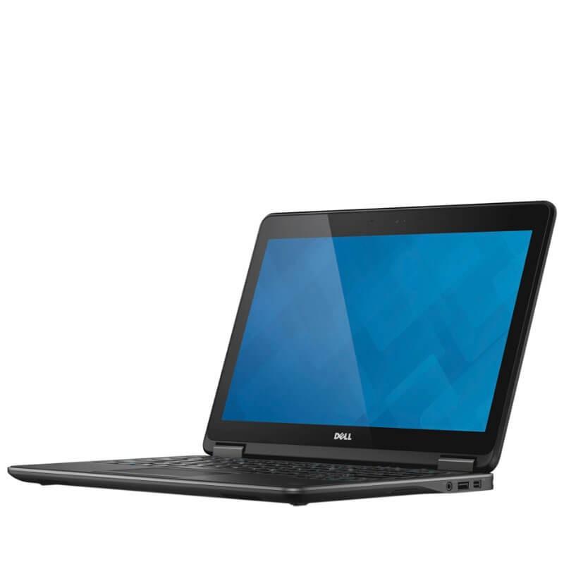 Laptop second hand Dell Latitude E7240, Intel i5-4300U, 128GB SSD, Grad A-, Webcam