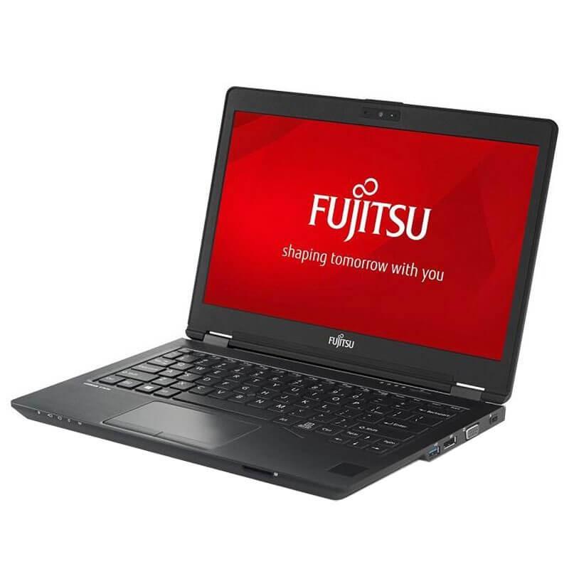 Laptop second hand Fujitsu LIFEBOOK U727, Intel i5-7200U, 256GB SSD, Full HD, Webcam