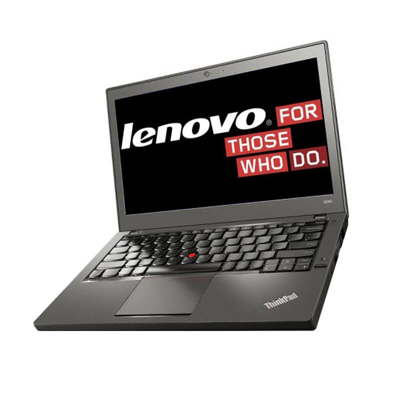 Laptop SH Lenovo ThinkPad X260, Intel i5-6200U, 8GB DDR4, Webcam