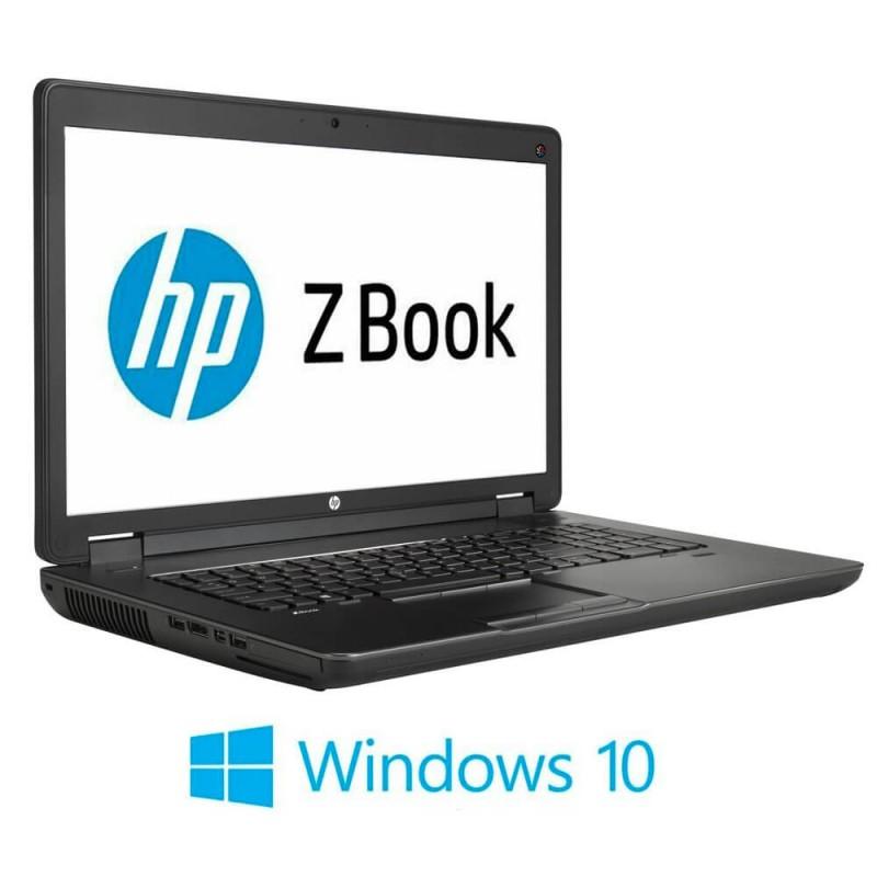 Laptopuri HP ZBook 17 G2, i7-4710MQ, SSD, 17.3