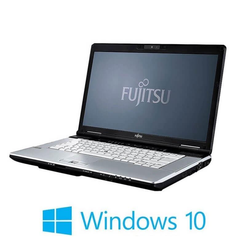 Laptopuri Fujitsu LIFEBOOK S751, Core i3-2350M, Webcam, Win 10 Home