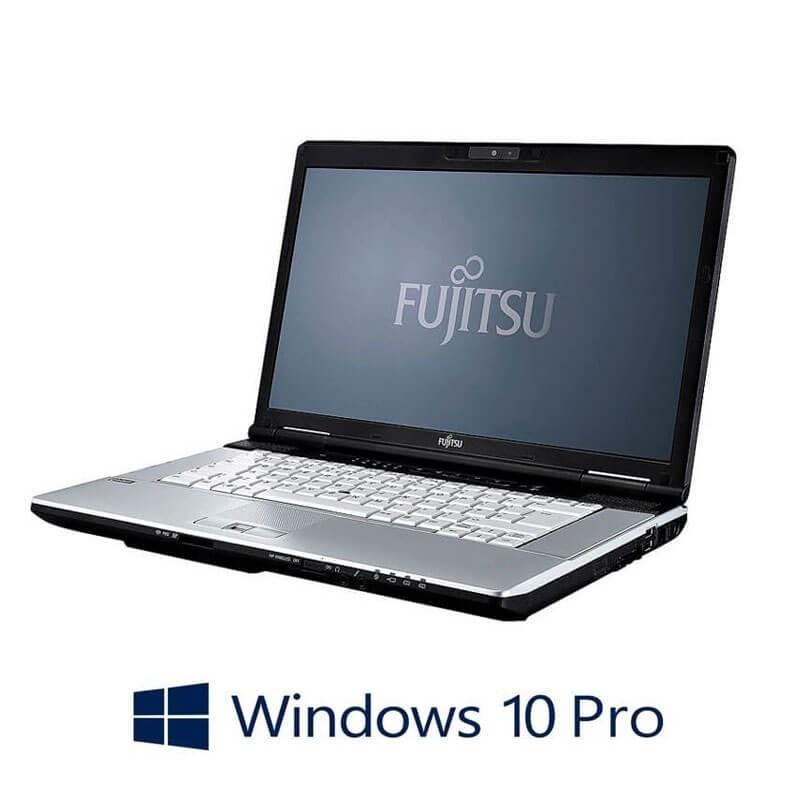 Laptopuri Fujitsu LIFEBOOK S751, Core i3-2350M, Webcam, Win 10 Pro