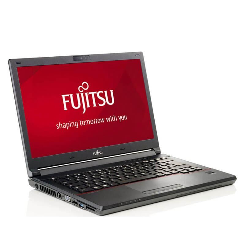 Laptopuri second hand Fujitsu LIFEBOOK E546, i3-6006U, 16GB DDR4, 256GB SSD, Grad A-, Webcam