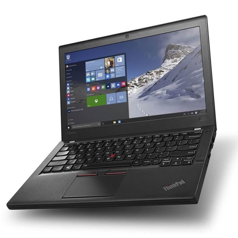 Laptopuri second hand Lenovo ThinkPad X260, Core i7-6500U, 240GB SSD, Full HD, Webcam, Grad B