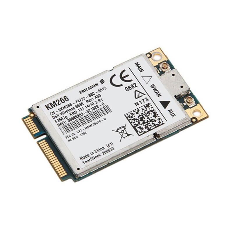 Modul WWAN 3G Ericsson KM266, Dell Wireless 5530, F3507G
