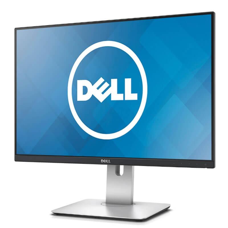 Monitor LED Dell UltraSharp U2415b, 24 inci Full HD, Panel IPS