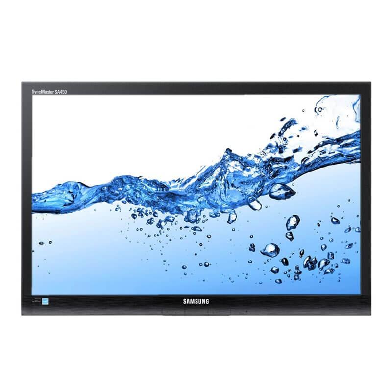 Monitor LED Samsung SyncMaster S24A450B, 24 inci Full HD