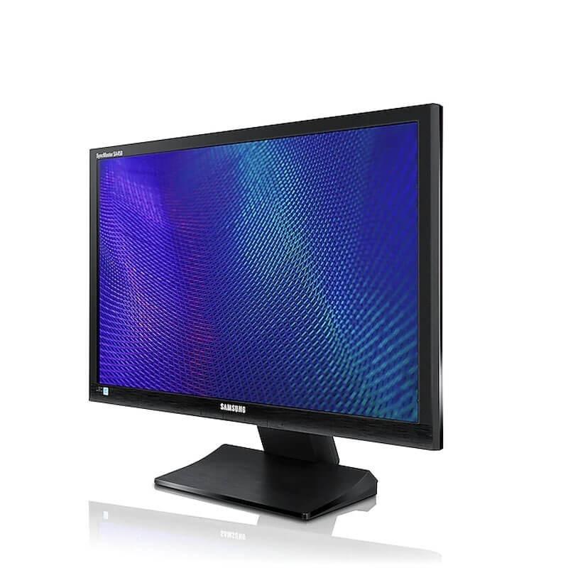 Monitor LED Samsung SyncMaster S24A450BW, 24 inci Full HD