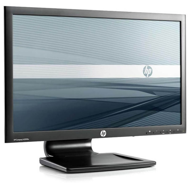 Monitor SH LED 20 inci wide 5ms HP Compaq LA2006x