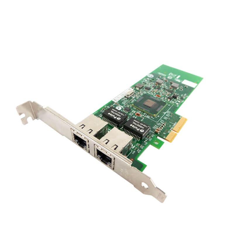 Placa de Retea Servere Refurbished Dell 1P8D1 Intel Dual Port 10/100/1000Mbps