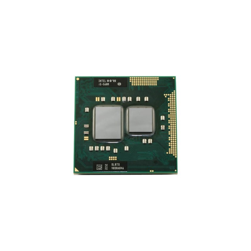 Procesoare second hand Laptopuri Intel Core i5-560M 3M Cache, 2.66 GHz