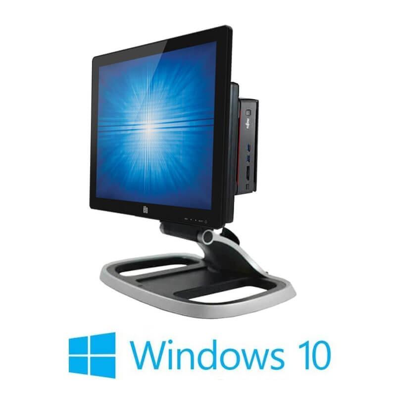 Sisteme POS Fujitsu ESPRIMO Q920, i5-4590T, SSD, Elo 1717L, Win 10 Home