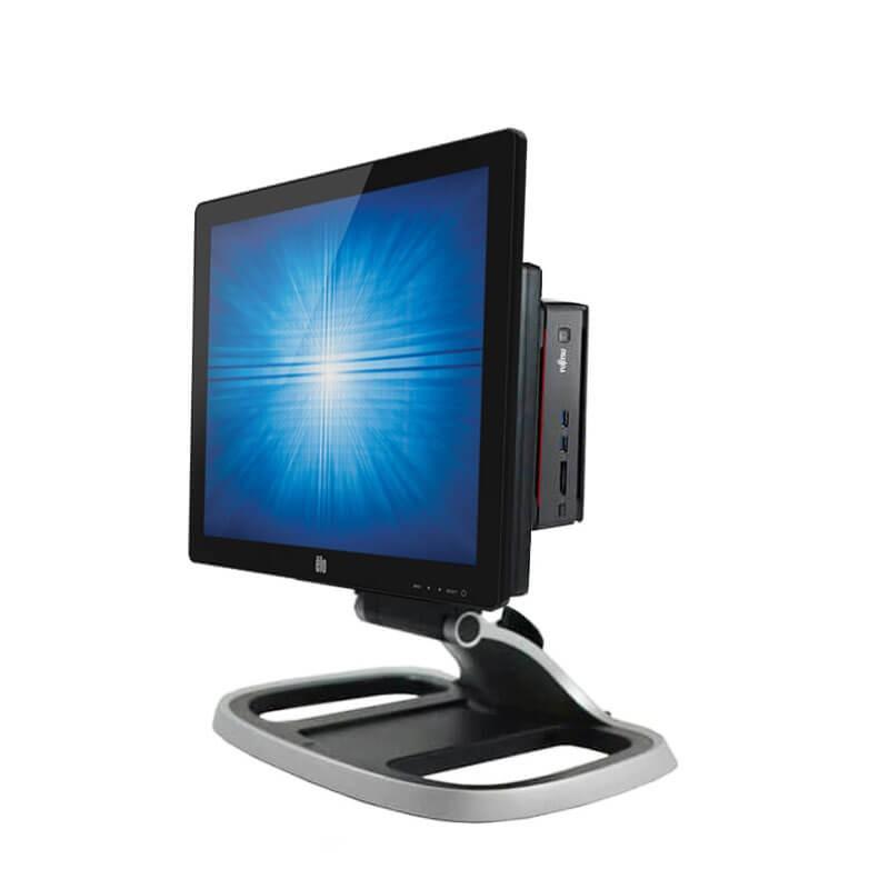 Sisteme POS second hand Fujitsu ESPRIMO Q920, Quad Core i5-4590T, SSD, Elo 1717L Grad A