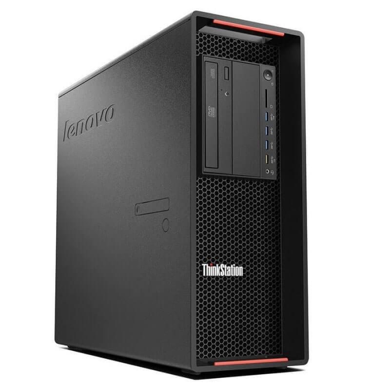 Statie grafica second hand Lenovo ThinkStation P500, Xeon E5-2680 v3 12-Core, Quadro K2200