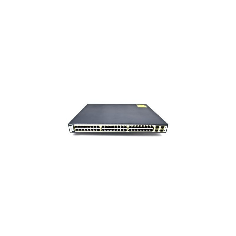 Switch SH Cisco Catalyst WS-C3750-48PS-S