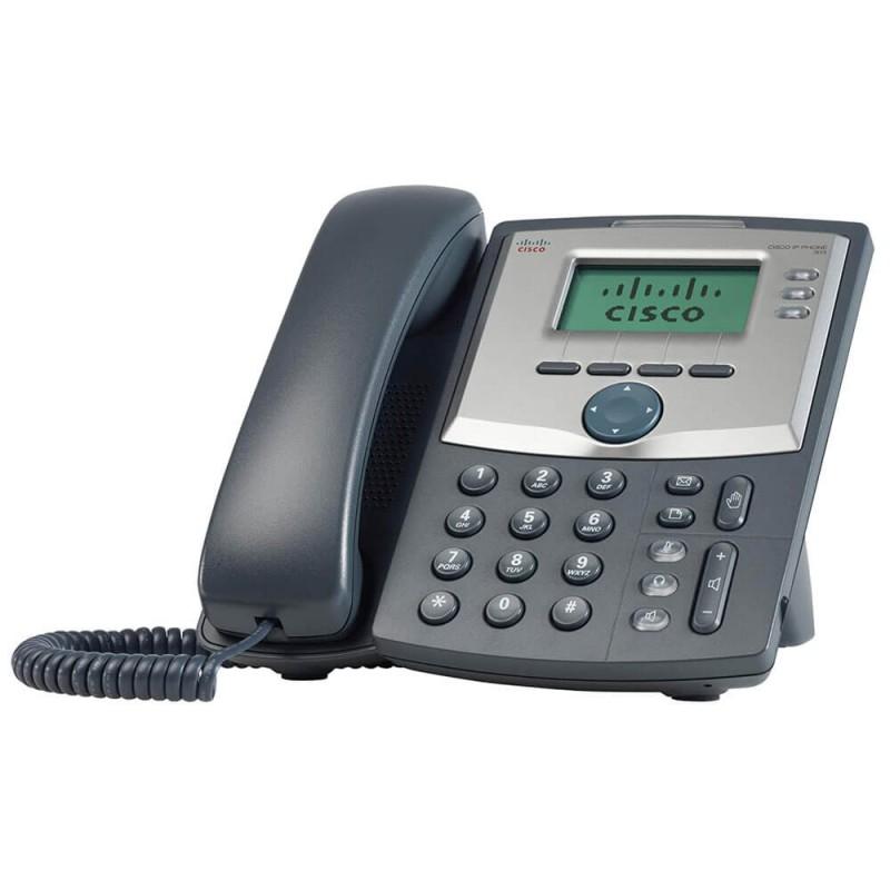 Telefon VOIP Cisco SPA303-G2, 3 linii, SIP